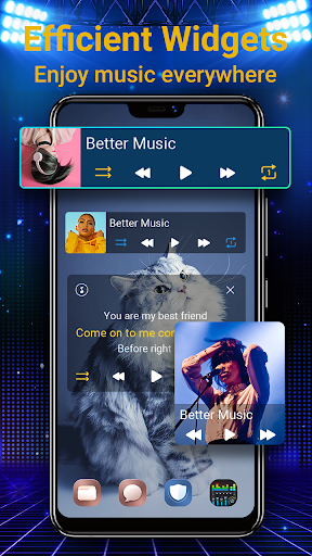 Music Player - 10 Bands Equalizer MP3 Audio Player screenshot 8