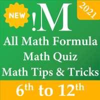inMath — Math Solver, All Math Formula & Tricks on 9Apps
