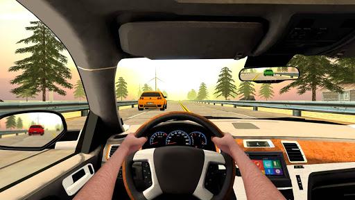 Traffic Racing In Car Driving : Free Racing Games screenshot 2