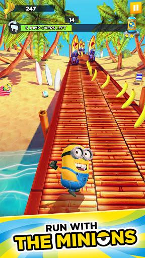 Minion Rush: Despicable Me Official Game screenshot 3