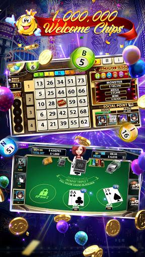 Full House Casino - Free Vegas Slots Machine Games 11 تصوير الشاشة