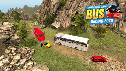 Offroad Hill Climb Bus Racing 2021 screenshot 9