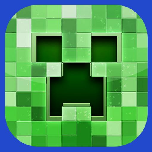 Craft 3D: Block Crafting & Building Game أيقونة