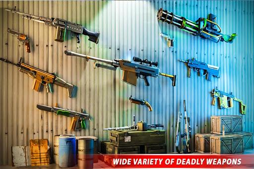 Counter Terrorist Robot Game: Robot Shooting Games screenshot 3