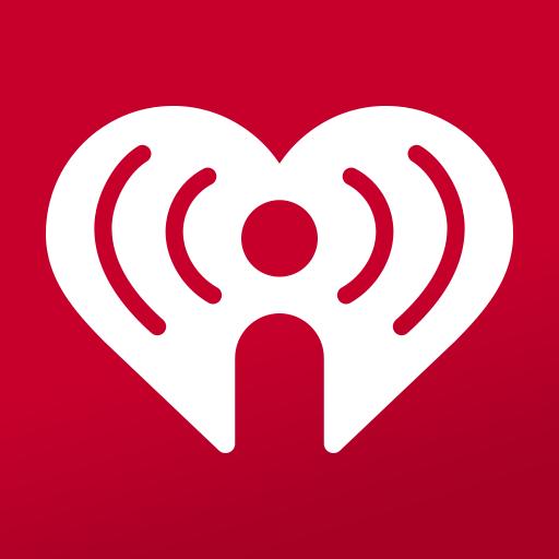 iHeartRadio: Radio, Podcasts & Music On Demand أيقونة
