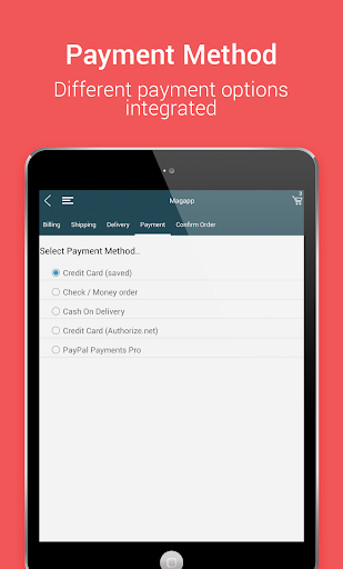 Niftyapp - Magento Mobile App screenshot 17