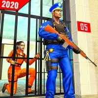 US Police Grand Jail Break:New Prison Escape Games on APKTom