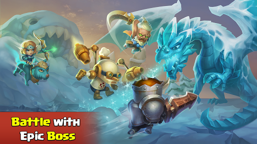Heroes Legend - Epic Fantasy RPG screenshot 7