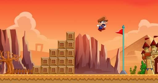 Super Bino Go: Best 2020 Adventure Game 8 تصوير الشاشة