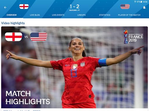 FIFA - Tournaments, Soccer News & Live Scores screenshot 7