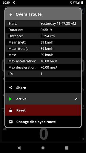 Speedometer analog, digital with odometer and HUD screenshot 8