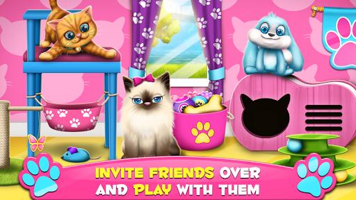 Pet House Decoration Games screenshot 5