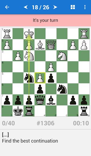 Chess Strategy & Tactics Vol 2 (1800-2200 ELO) screenshot 2