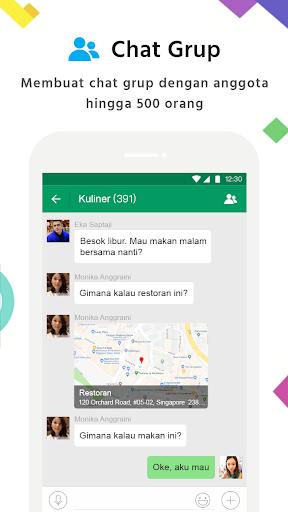 MiChat - Chat Gratis & Bertemu dengan Orang Baru screenshot 7