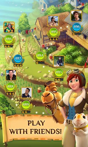 Pyramid Solitaire Saga 3 تصوير الشاشة