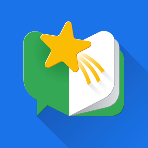 Read Along by Google: A fun reading app icon