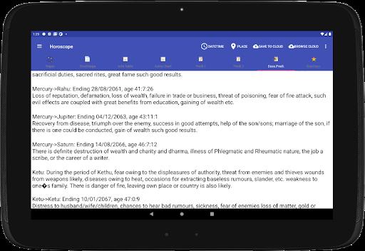 Astrology English (Supersoft Prophet) screenshot 24