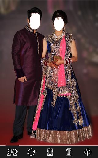Couple Photo Suit Styles - Photo Editor Frames screenshot 2