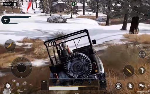 Winter Strike Free Firing Battle Royale screenshot 4
