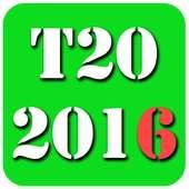 T20 World Cup 2016 on APKTom