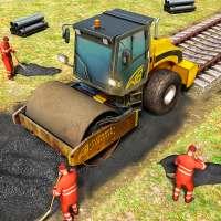 Permainan Pembinaan Stesen Kereta api 🚧 Train 3D on 9Apps
