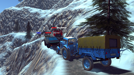 Offroad Simulator Online: 8x8 & 4x4 off road rally screenshot 1