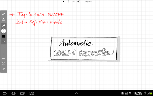 INKredible - Handwriting Note 12 تصوير الشاشة
