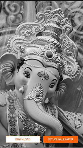 Ganpati Wallpaper - Ganesha, HD screenshot 3