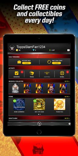 Topps® WWE SLAM: Card Trader 14 تصوير الشاشة
