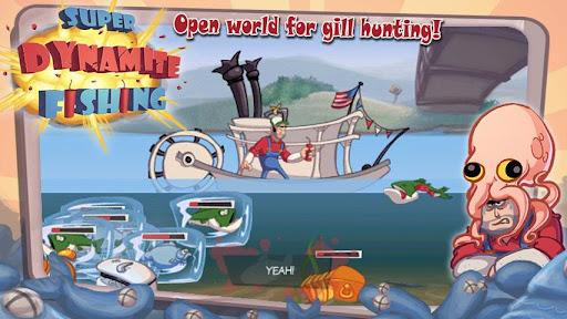 Super Dynamite Fishing Premium screenshot 2