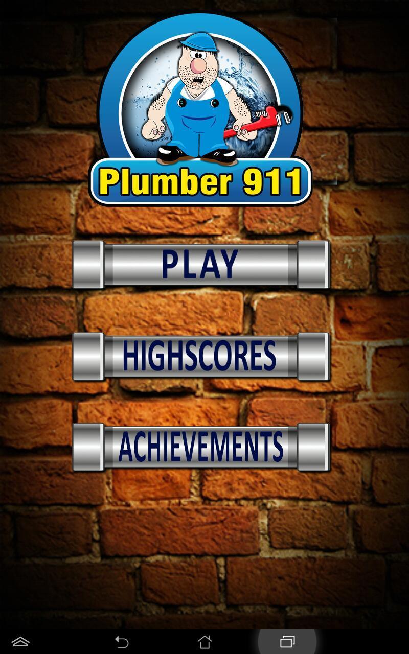 Plumber 911 labyrinth 16 تصوير الشاشة