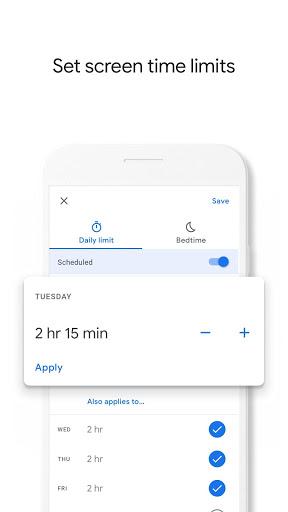 Google Family Link for parents screenshot 7