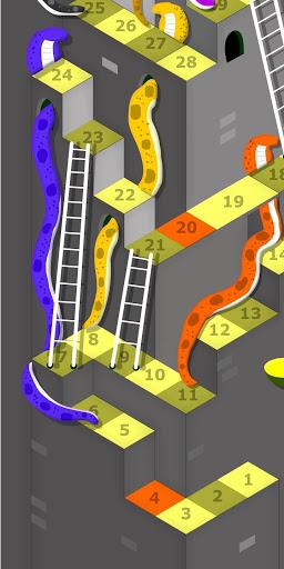 Mega Snakes and Ladder Battle Saga board game 2019 screenshot 5