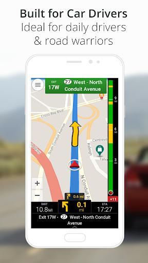 CoPilot GPS Navigation & Traffic screenshot 2