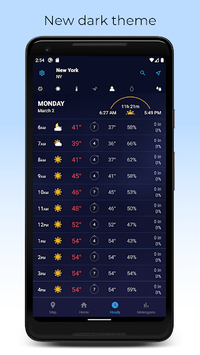 Foreca Weather screenshot 2