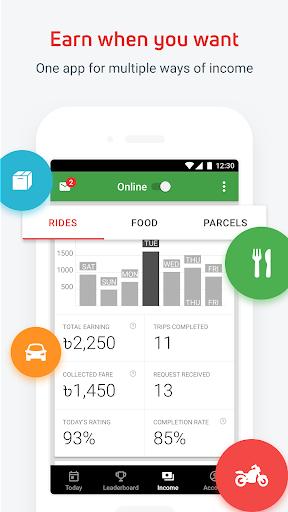 Pathao Drive screenshot 3