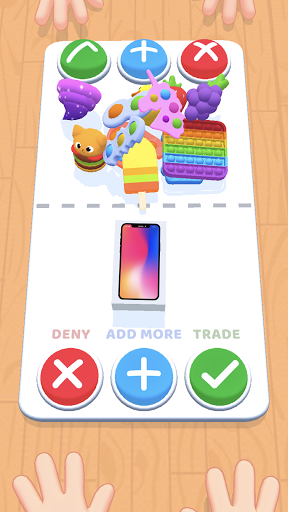 Fidget Toys Trading: Pop It Games & Fidget Trade screenshot 5