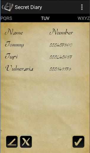 Secret Diary screenshot 5