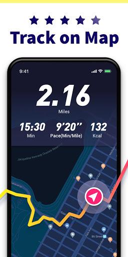 Running App - Run Tracker with GPS, Map My Running screenshot 1