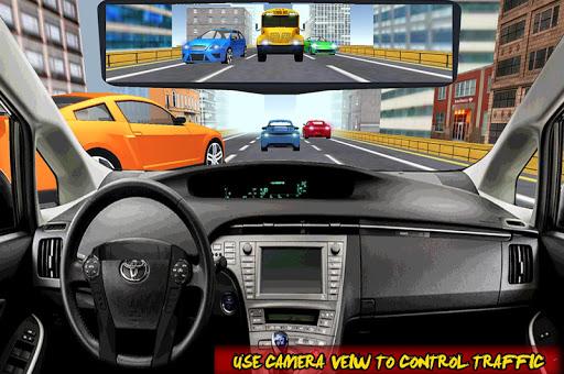 Racing In Car Traffic Drive screenshot 6