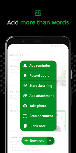 Evernote - Notes Organizer & Daily Planner screenshot 3