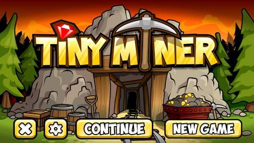 Penambang Kecil (Tiny Miner) screenshot 7