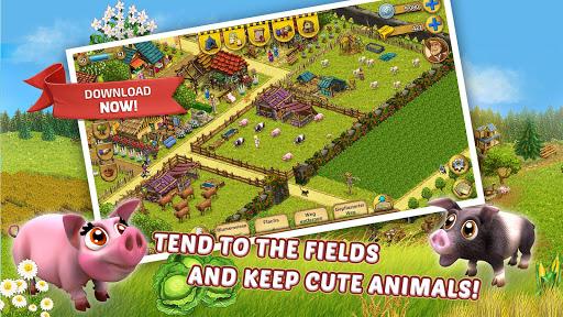 My Little Farmies Mobile screenshot 2