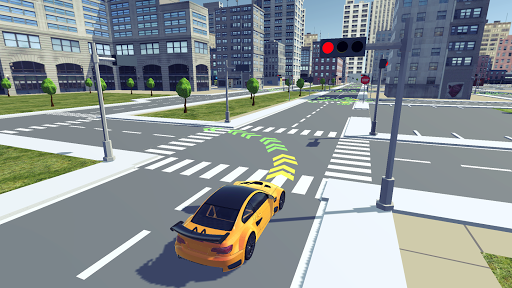 Driving School Simulator 2020 2 تصوير الشاشة