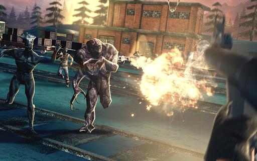 ZOMBIE Beyond Terror: FPS Survival Shooting Games screenshot 18