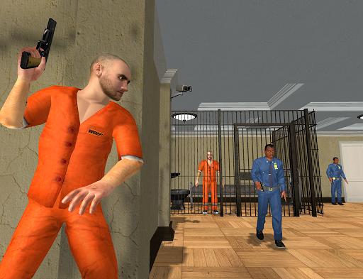 Stealth Survival Prison Break : The Escape Plan 3D screenshot 9