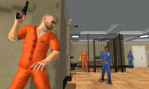 Stealth Survival Prison Break : The Escape Plan 3D screenshot 1