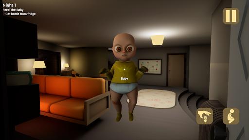 The Baby In Yellow screenshot 4