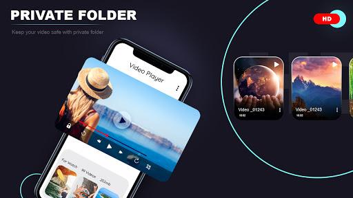SAX Video Player - All Format HD Video Player 2020 screenshot 3