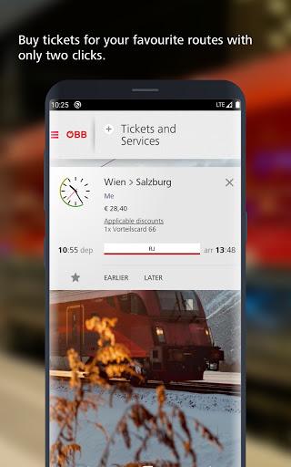 ÖBB – Train Tickets & More screenshot 3